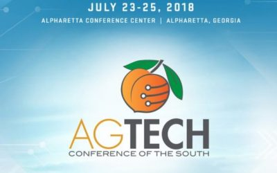 MyAgData Finalist at AgTech Conference of the South Pitch Off